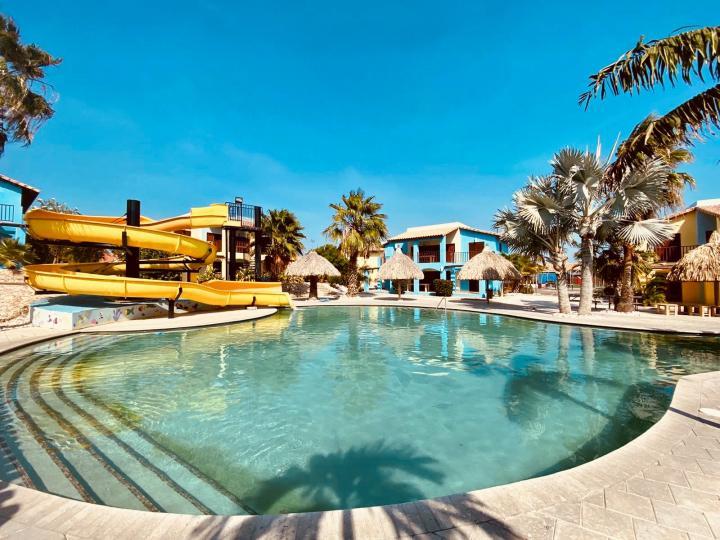 Kunuku Aqua Resort (Curacao), 8 dagen