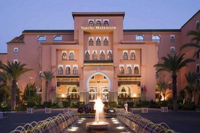 Sofitel Marrakech Lounge en Spa