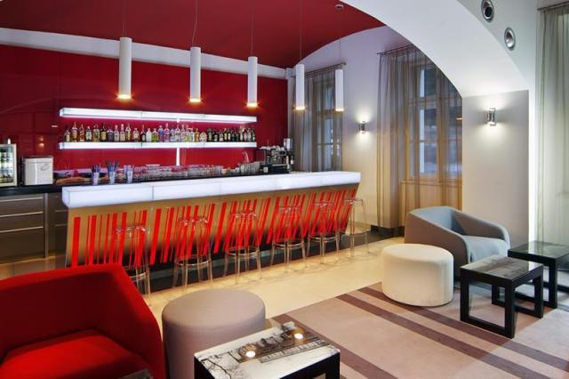 Red & Blue Design