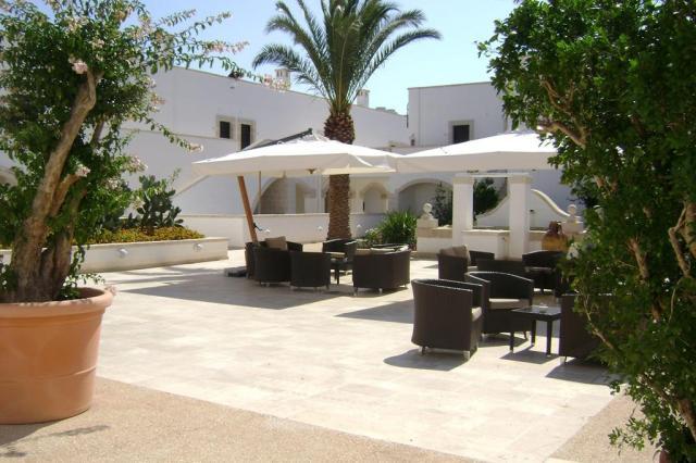 Borgo Bianco resort en Spa