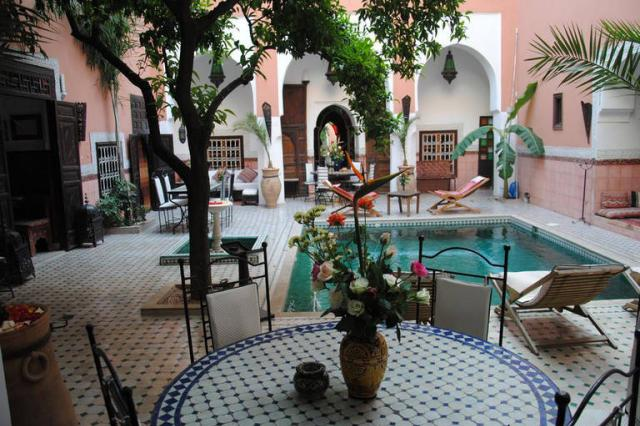 Pension Riad Barroko