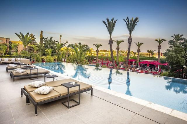 Sofitel Sofitel Marrakech Lounge & Spa
