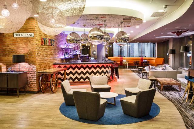 Hotel Ibis London Shoreditch