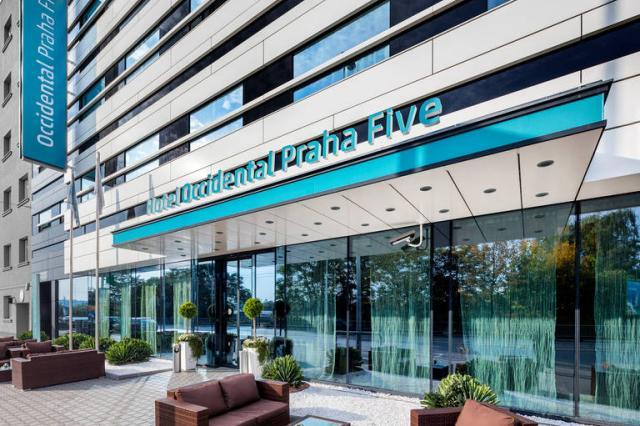 OCCIDENTAL Hotel Occidental Praha Five