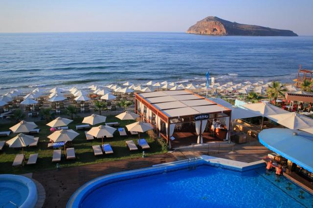 Thalassa beach