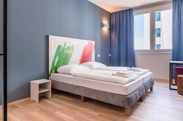 A en O Hotel A&o Venezia Mestre