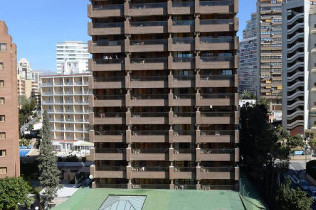 Appartementen Levante Club