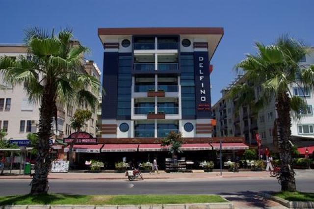 Delfino Boutique Aparthotel
