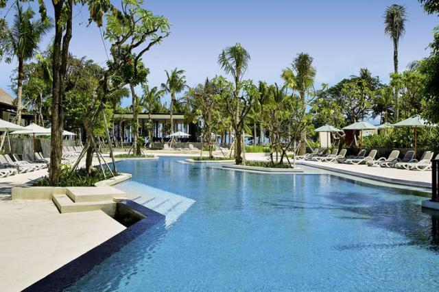 The Anvaya Beach Resort