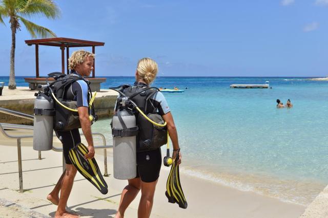 Chogogo Dive en Beach Resort