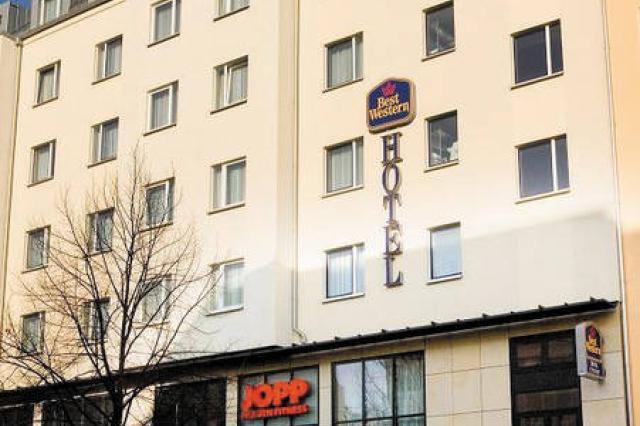 Hotel Best Western City Ost