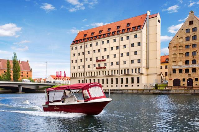 Hotel Qubus Gdansk