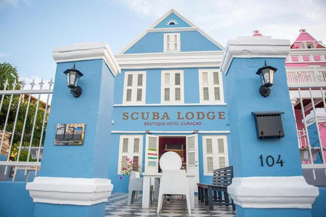 Scuba Lodge Boutique en Ocean Suites