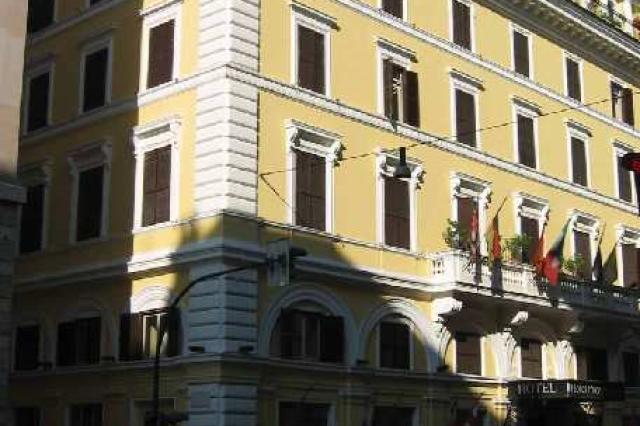 Hotel Pace Helvezia