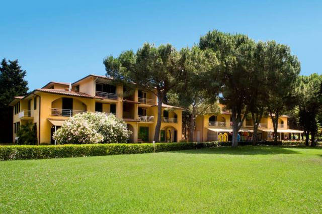 Appartementen Golfo Della Lacona